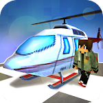 Helicopter Craft: Flying & Crafting Game 2017 For PC / Windows / MAC