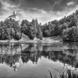 by Manuela Dedić - Black & White Landscapes