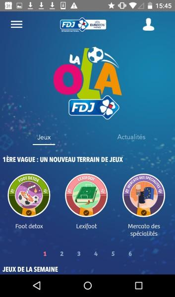 LA OLA FDJ® Screenshot 4