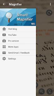 App Smart Magnifier APK for Kindle