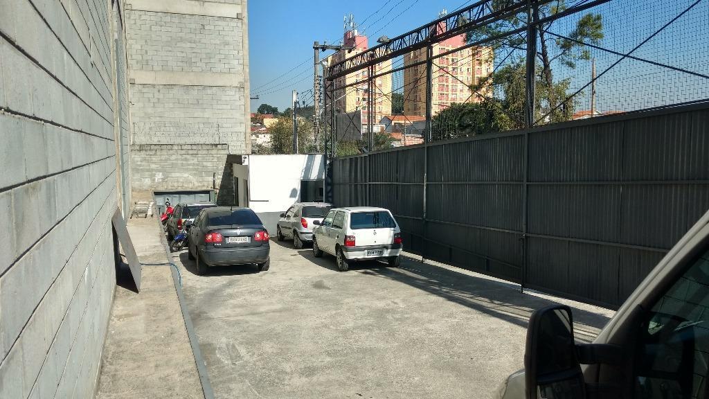 Galpão, Capela do Socorro, São Paulo (GA0221) - Foto 3