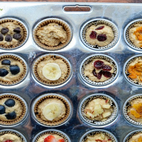 Healthier Homemade Master Muffin Mix Hot