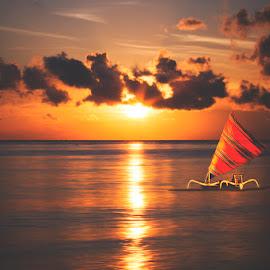 Ride to destiny by Kadek Lana - Transportation Boats ( bali, traditional boat, boat )