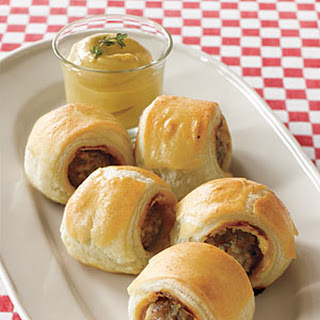 Dough For Sausage Rolls Recipes