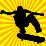 Crazy Skater Icon