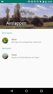 Avslapp:en - screenshot