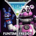 Funtime Freddy Zipper Lock APK for Bluestacks