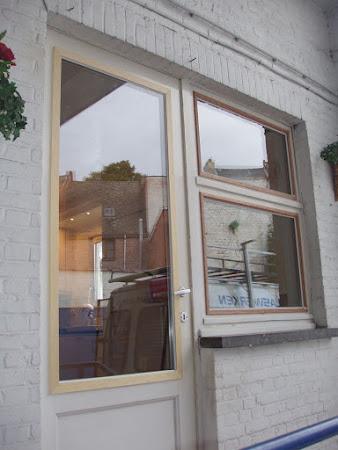 Renovatie werken van enkel naar dubbelglas