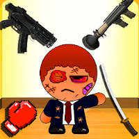 Kill The Bad Stickman Boss 1 For PC (Windows And Mac)
