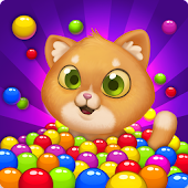 Free Download Bubble Shooter Cat APK for Samsung