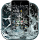 Rain Broken Glass Theme APK