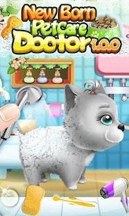 Newborn Pet Care Doctor