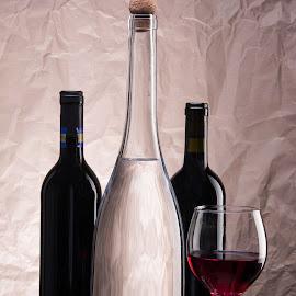 Summer Wine by Rakesh Syal - Artistic Objects Still Life (  )