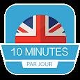 10minutes/jour pour apprendre l'Anglais facilement