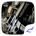 Cool Gun theme wallpaper for Lollipop - Android 5.0