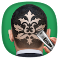 Game Draw On Head HairStyle apk for kindle fire