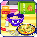 Game Cooking pizza for dinner APK for Windows Phone