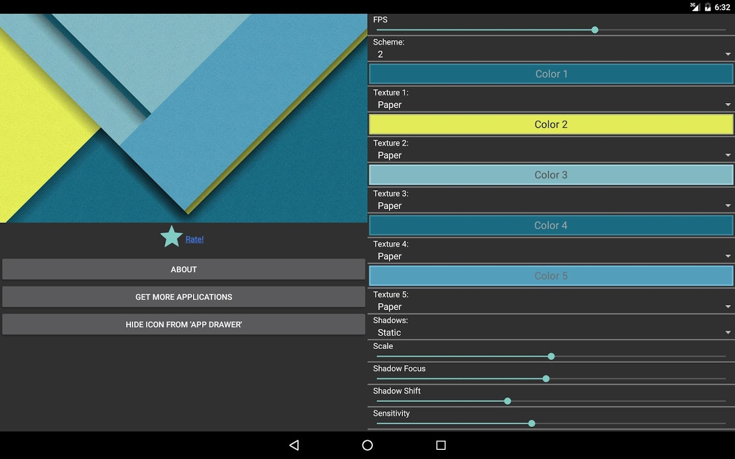 Live Material Design PRO Screenshot 10