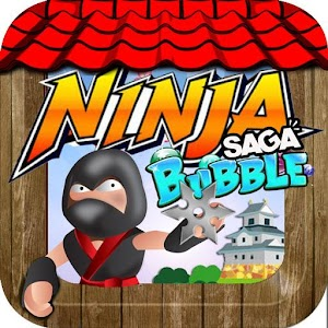Bubble Shooter - Ninja Saga