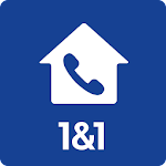 1&1 HomePhone Icon