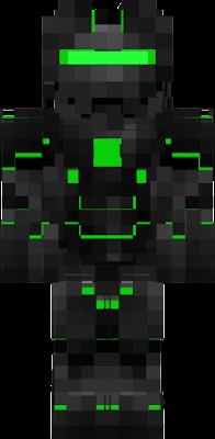 minecraft nova robot skin download