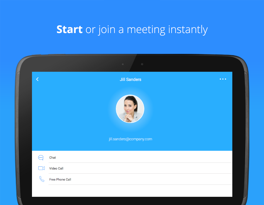 ZOOM Cloud Meetings Screenshot 5