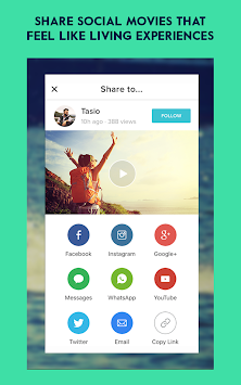 Magisto Video Editor Ja Maker APK screenshot thumbnail 10