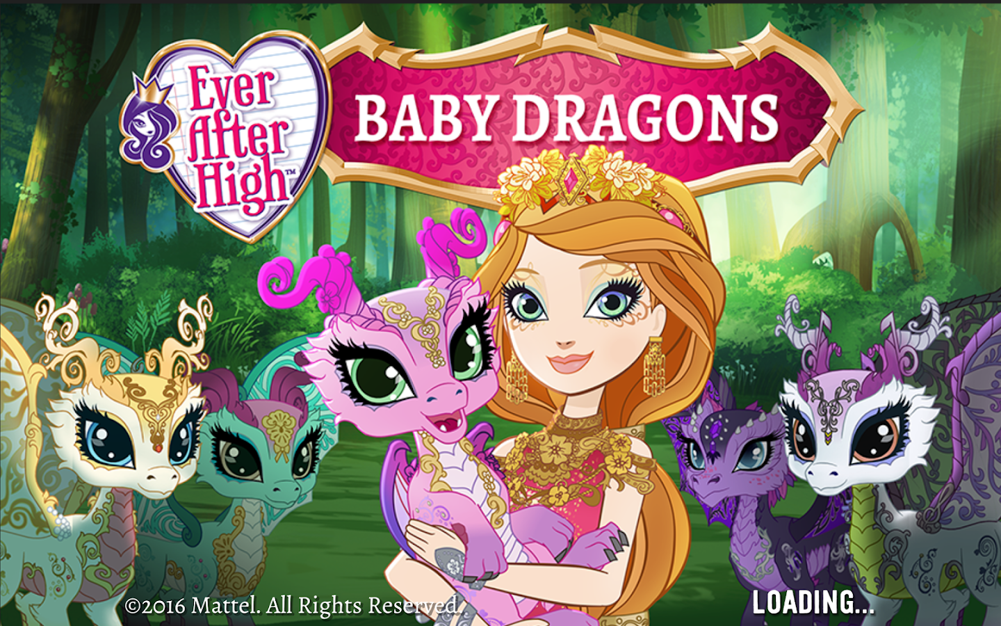 Ever After High™: Baby Dragons Screenshot 15