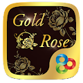 Free Gold Rose GO Launcher Theme APK for Windows 8