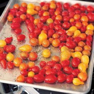Roasted Cherry Tomatoes Vegetables Recipes
