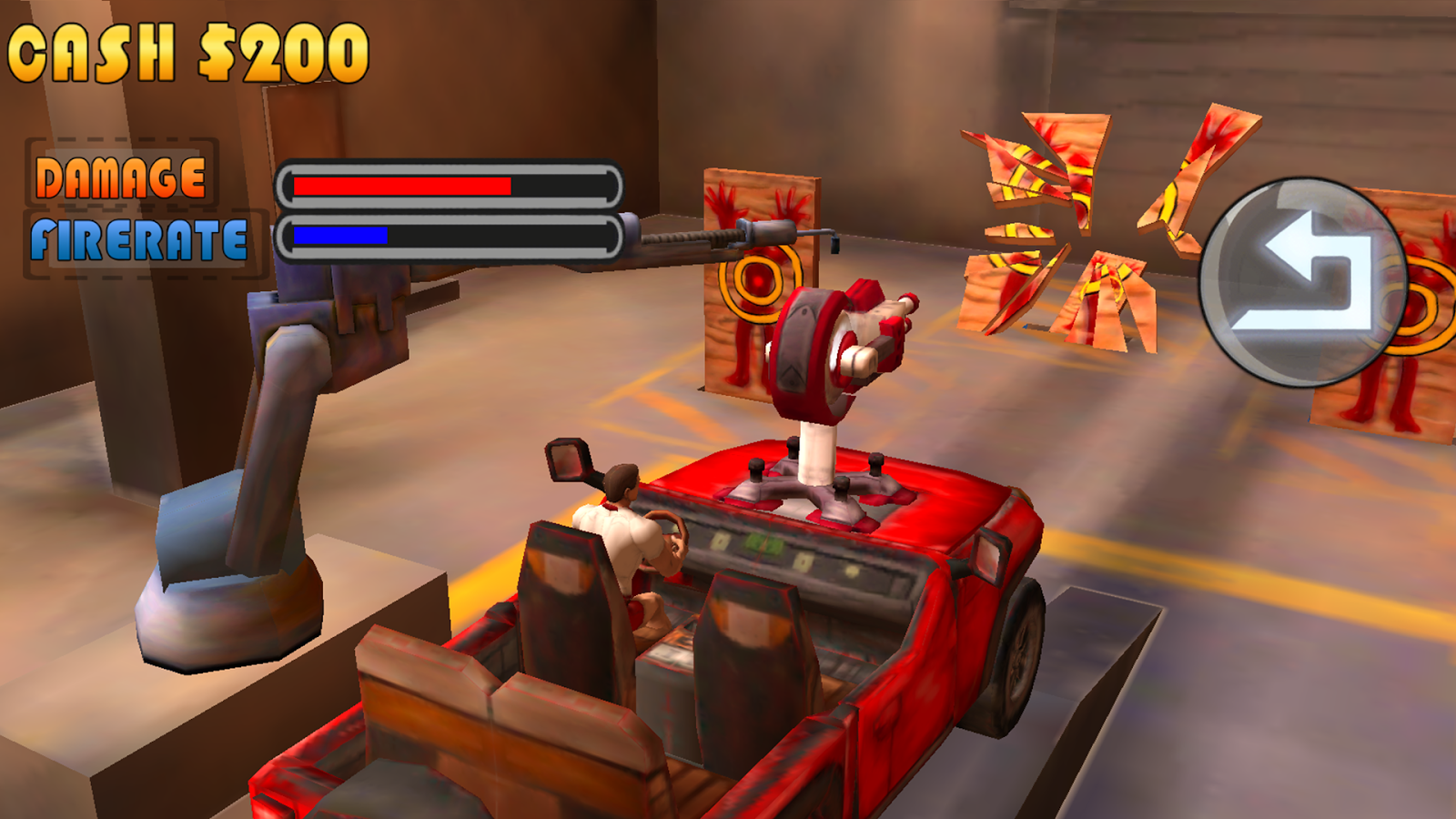 Deliverance - Deliver Pizzas Screenshot