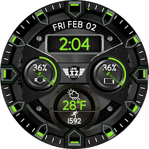 Download VIPER 11 Watchface for WatchMaker For PC Windows and Mac