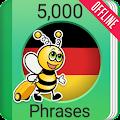 Learn German - 5000 Phrases