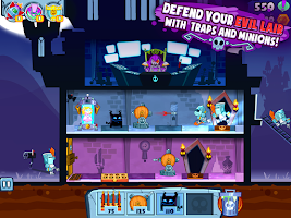 Screenshot of Castle Doombad