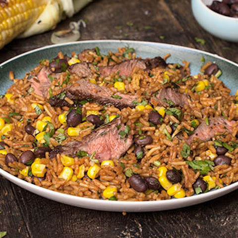 Mexican Fiesta Steak