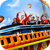 Download Roller Coaster Crazy Sky Tour APK to PC