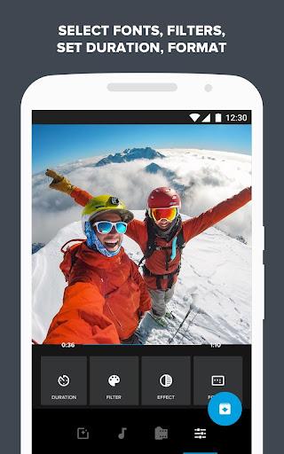 Quik – Free Video Editor for photos, clips, music screenshot 3