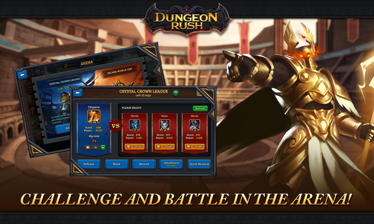 Dungeon Rush Screenshot 15
