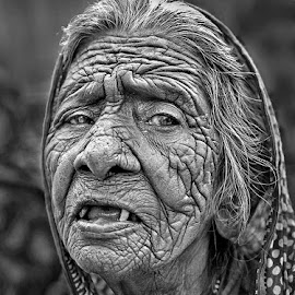 by Sudipta Dutta  Chowdhury - People Portraits of Women (  )