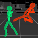 Stickman Fighting: Neon Warriors For PC / Windows / MAC