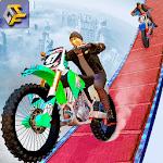 Rooftop Bike Impossible Stunts Icon