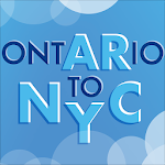 ONT to NYC - Explore NYC in Ontario Icon