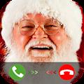 Real Call From Santa Claus APK for Bluestacks
