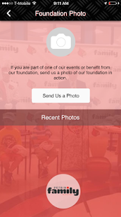 Petrino Family Foundation - screenshot