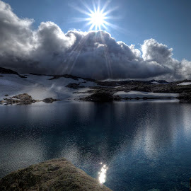Reinsnosfjella by Sigbjørn Fjellheim - Landscapes Mountains & Hills ( hardanger )