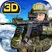 Army Commando Sniper 3D Icon