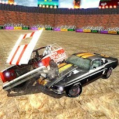 Game Real Demolition Derby Car Battle apk for kindle fire