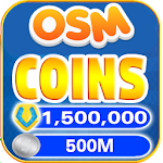Free Cheats For OSM Prank Icon
