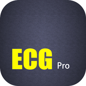 ECG Pro - Cases & Compendiums for Android