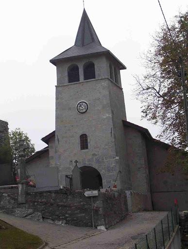 photo de Eglise Bellecombe (St. Blaise)